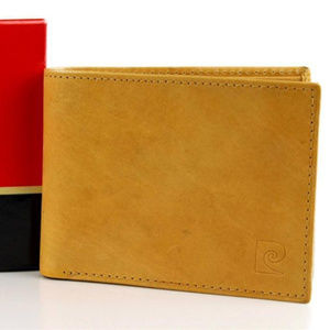 PIERRE CARDIN LEATHER CREDIT CARD PASSCASE Wallet